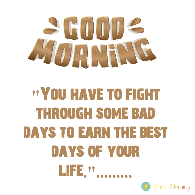 very positive good morning quotes