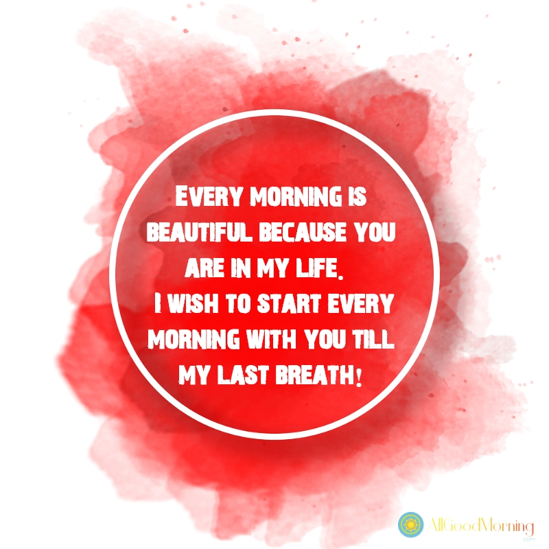 good morning images and quotes for him