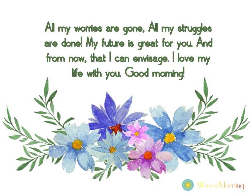 good morning sms 4 her