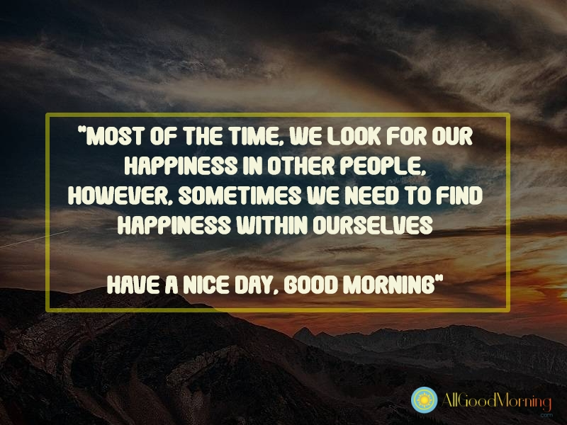 good morning positive day quotes