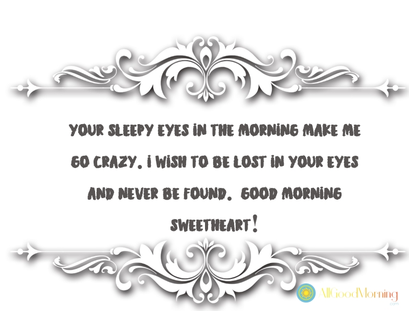 good morning kiss quotes for her