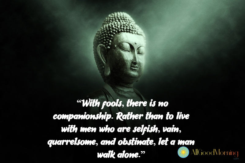 buddha quotes for morning