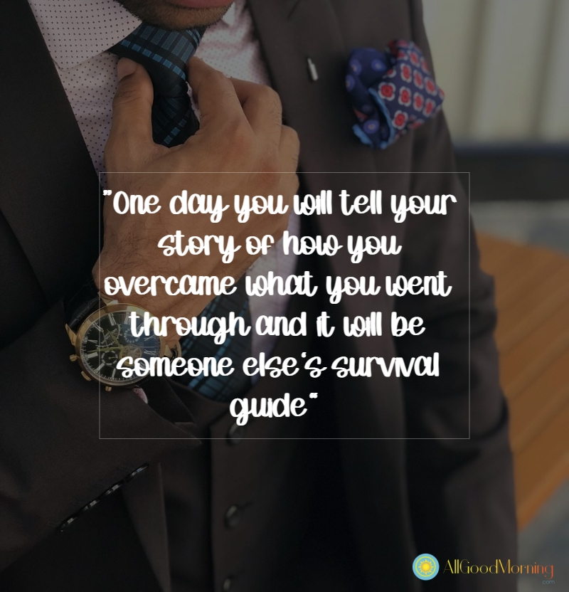 One day you will tell your story quotes and wallpaper
