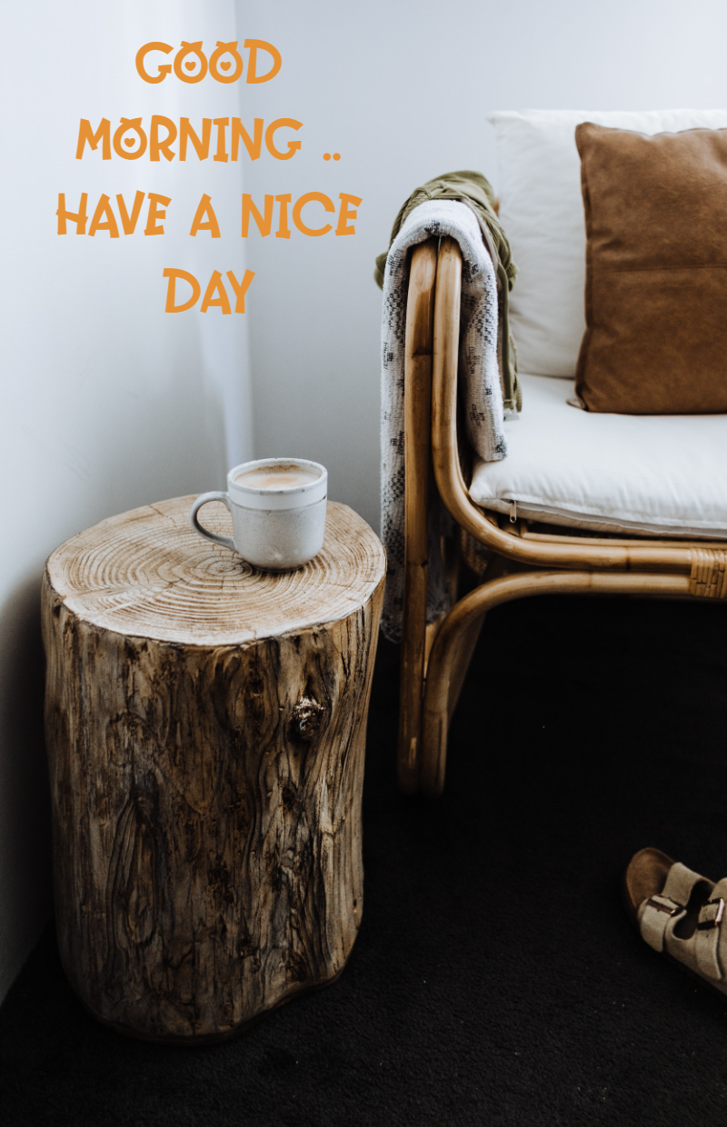 good morning quotes with coffee images