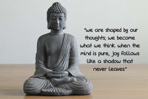 buddha quotes life is like a book