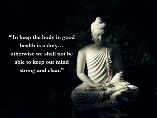 buddha quotes what we think