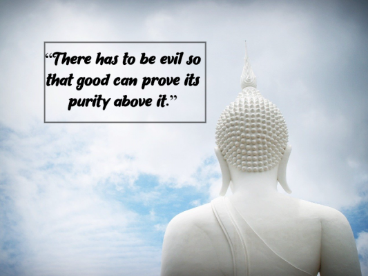 buddha quotes expectations
