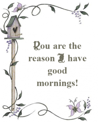 cute good morning text for him yahoo
