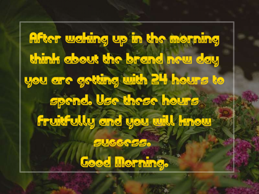 happy good morning quotes and images