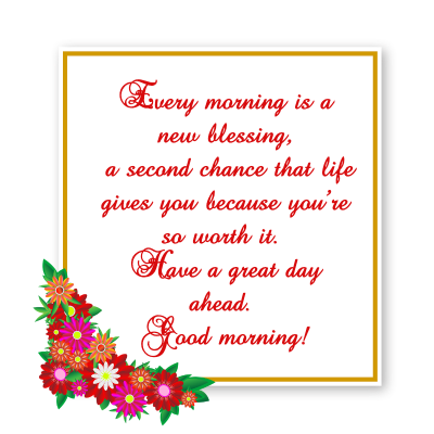 english good morning messages for whatsapp