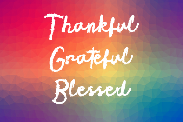 sayings about thankfulness