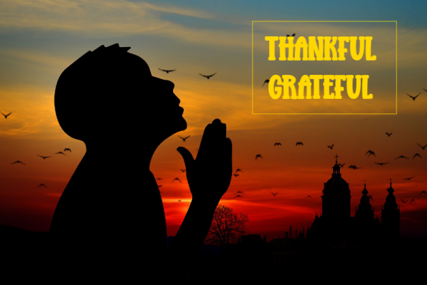 learn to be grateful